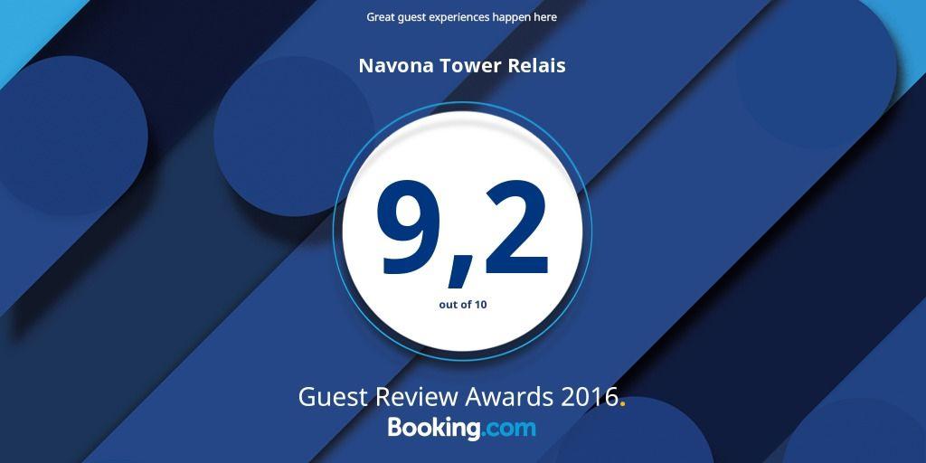 PUNTEGGIO BOOKING 2017 NAVONA TOWER RELAIS